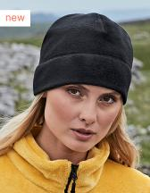 Recycled Fleece Pull-On Beanie